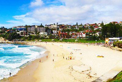 بهترین سواحل سیدنی