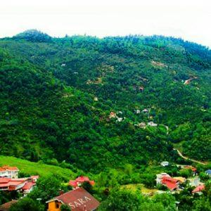 روستای سرولات در چابکسر