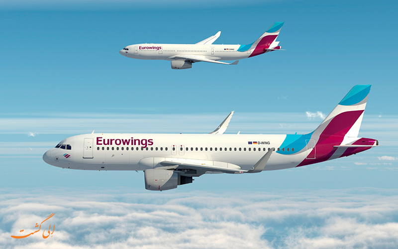 یورو وینگز | Eurowings