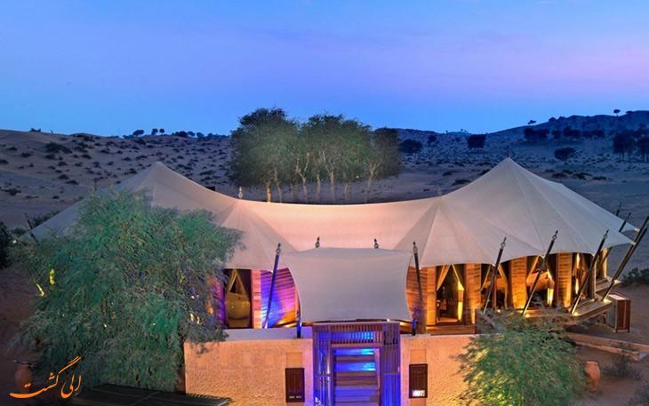 صحرای الوادی راس الخیمه