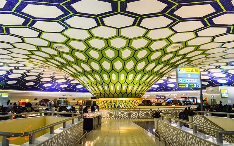 فرودگاه بین المللی دبی Dubai International Airport-دلایل سفر به روسیه