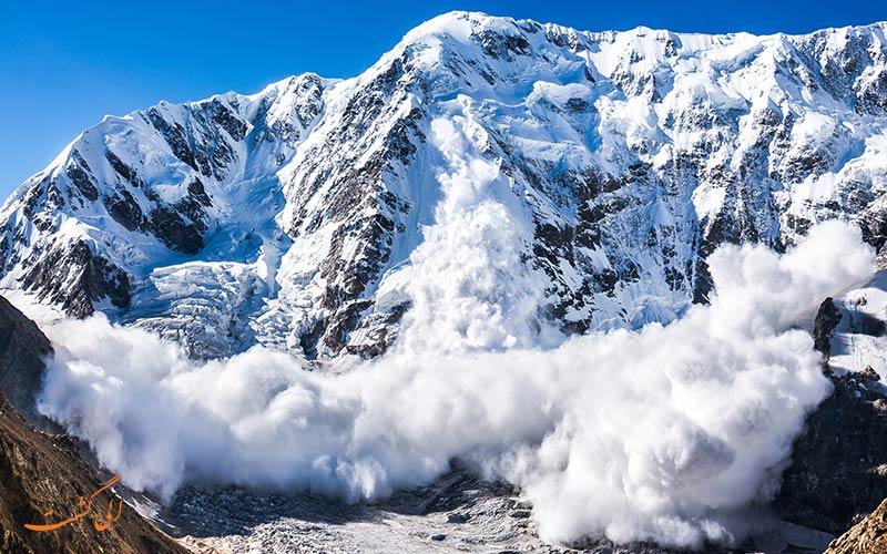 کوه شخارا