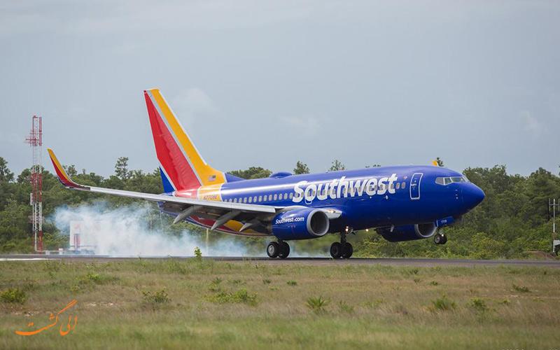 ساوتوست ایرلاینز | Southwest Airlines