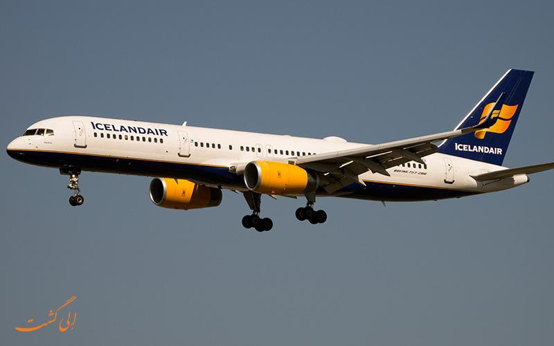 هواپیمای بوئینگ 757 سری 200