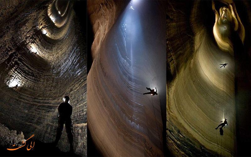 غار کروبرا