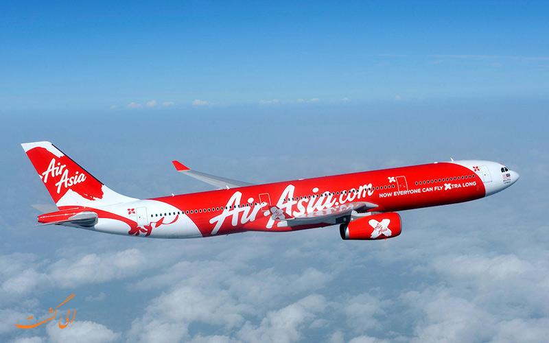 ایرآسیا ایکس | AirAsia X