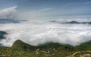 ارتفاعات فیلبند