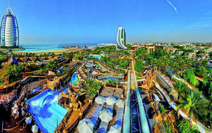 پارک آبی وایلد وادی در دبی