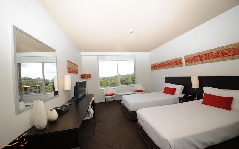 هتل 4 ستاره رویال پسفیک سیدنی