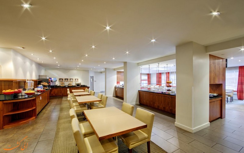 هتل 4 ستاره وست مونت مونترال