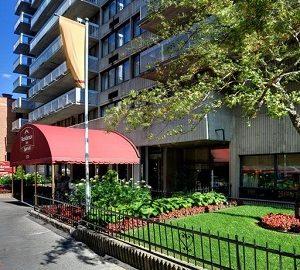 هتل وست مونت در مونترال