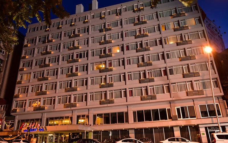 هتل گورکنت آنکارا