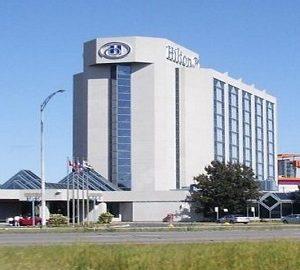هتل لاوال هیلتون مونترال