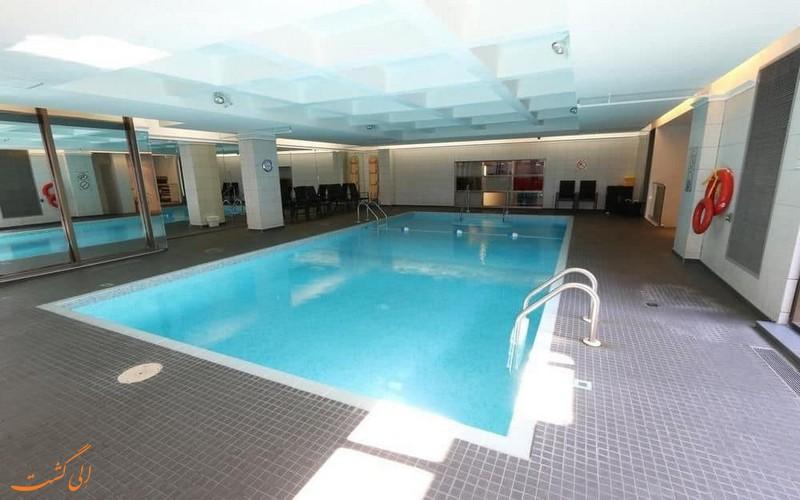 هتل 4 ستاره کلاسیک کبک سیتی