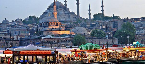 ماجراجویی یک روزه در استانبول با الی گشت