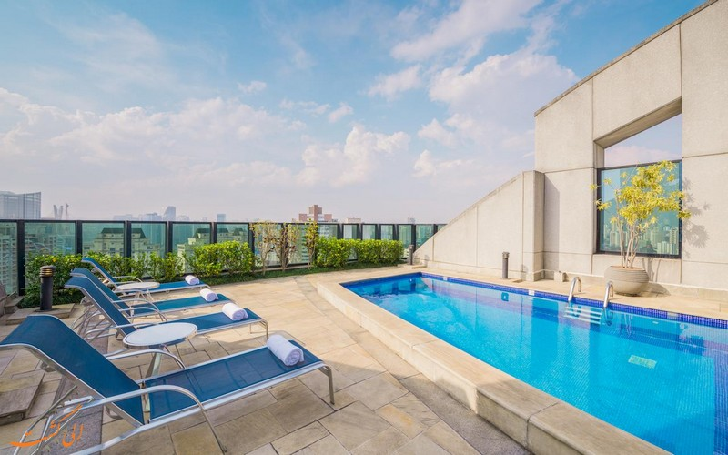 هتل بلو تری مرومبی در سائوپائولو