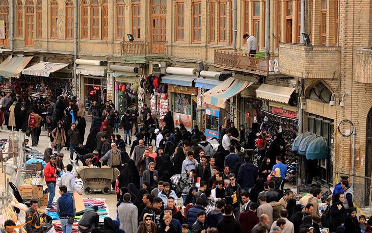 بازار همدان