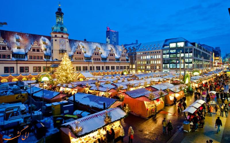 بازار کریسمس