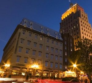 هتل کلارندون در کبک سیتی
