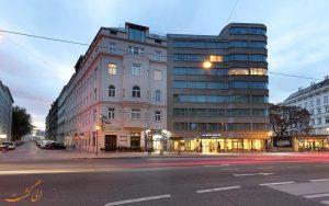 هتل یورو استارز امبزی وین