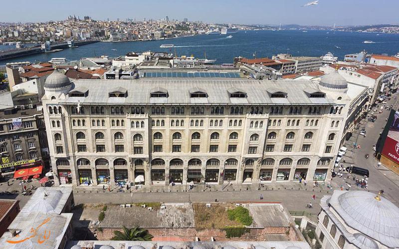 هتل لگاسی اتومان استانبول