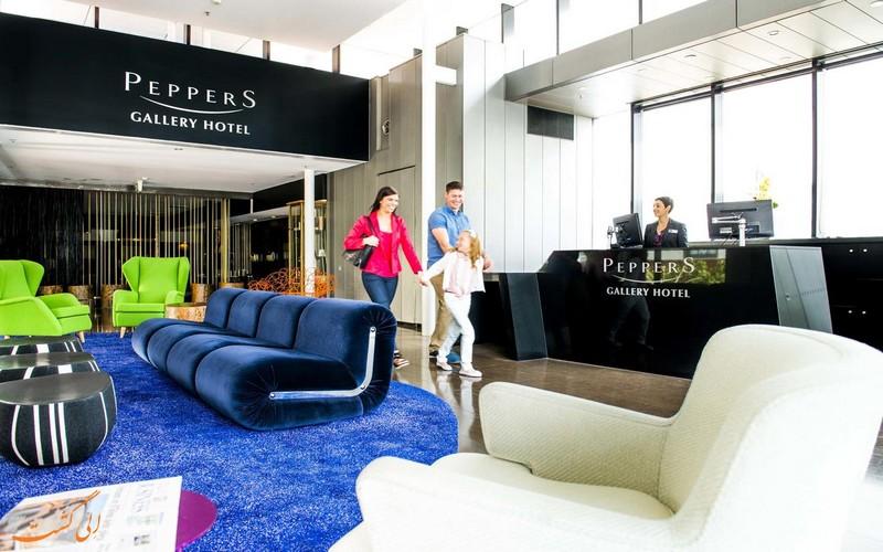 هتل 4 ستاره پپرز گالری در کانبرا