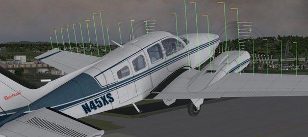 استفاده از صداها برای عیب یابی هواپیما