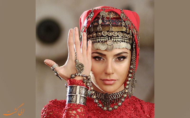 زیورآلات ارمنی