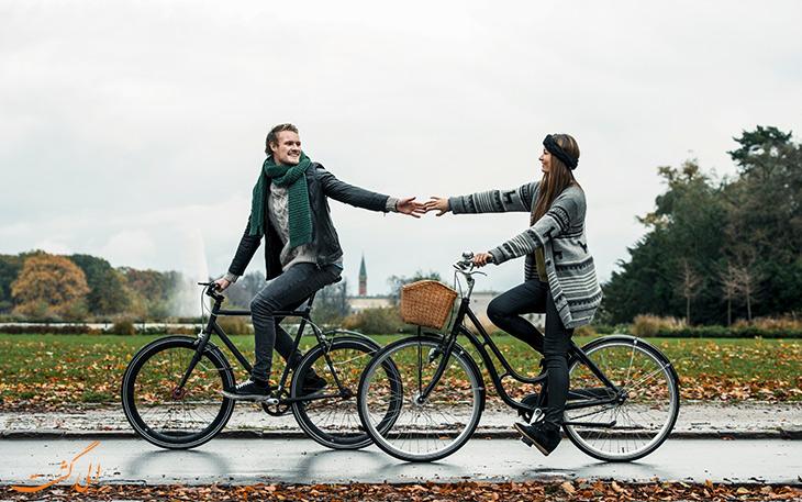 آمستردام پایتخت دوچرخه سواری