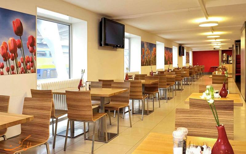 خدمات رفاهی هتل ایبیس آمستردام سنتر