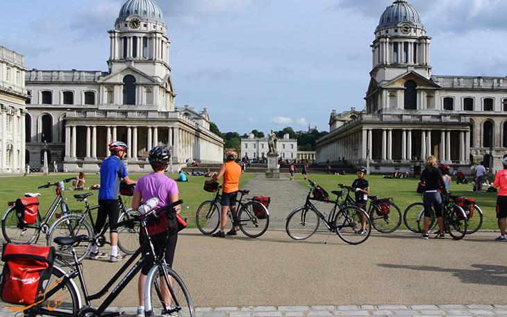 پایتخت دوچرخه سواری در دنیا آمستردام