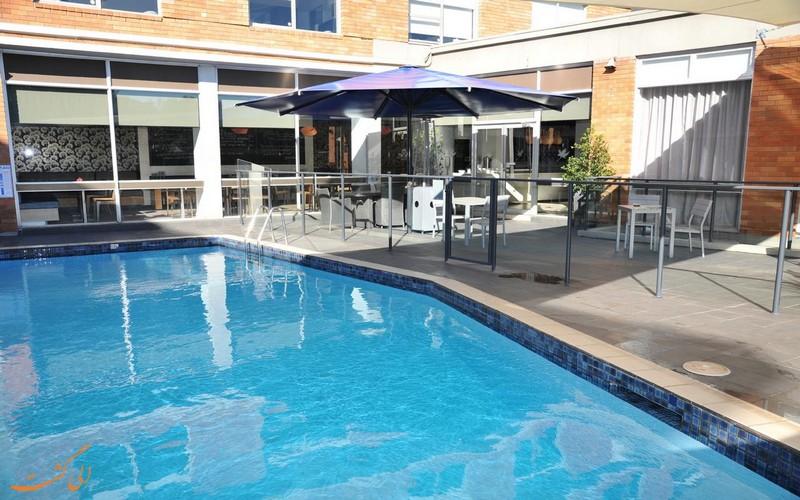 هتل 4 ستاره رویال پسفیک در سیدنی