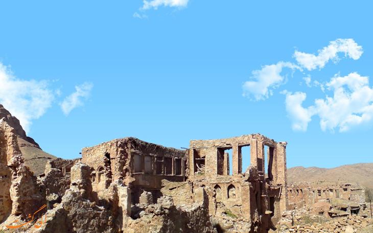 روستای قلات در استان فارس