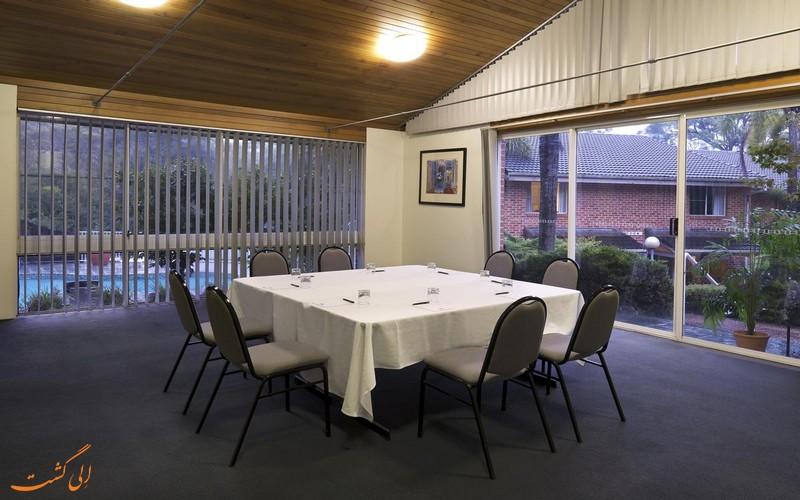 هتل 4 ستاره مدینا نورس راید سیدنی