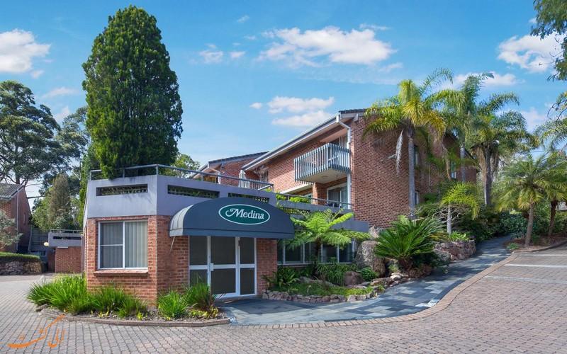 هتل مدینا نورس راید سیدنی