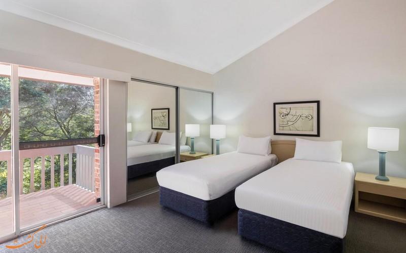 هتل 4 ستاره مدینا نورس راید