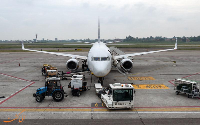 درباره فرودگاه بولونیا