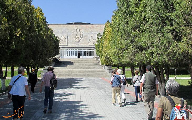 موزه افراسیاب