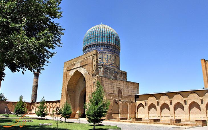 مسجد بی بی خانم