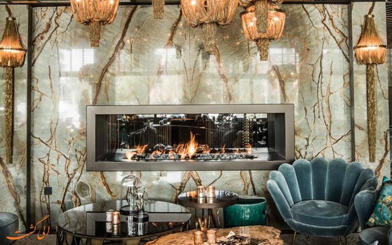 امکانات تفریحی مونپیک هتل آمستردام سیتی سنتر