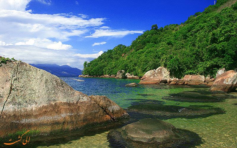 جزیره ایلها گرانده در ریو