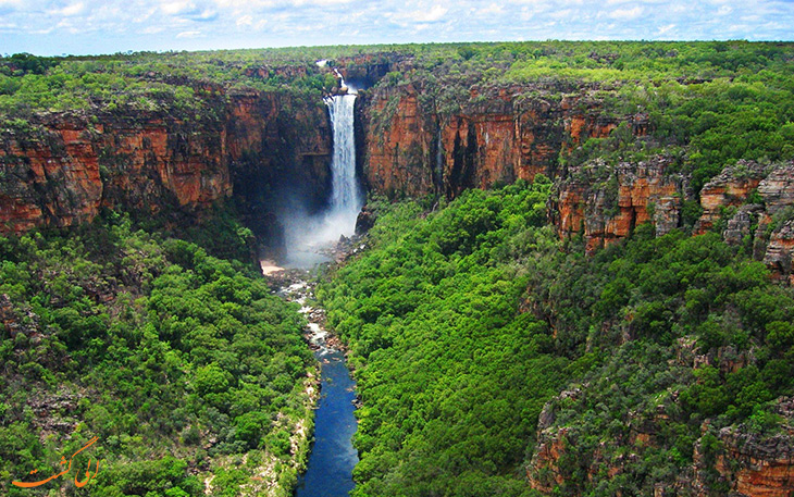 طبیعت پارک ملی کاکادو