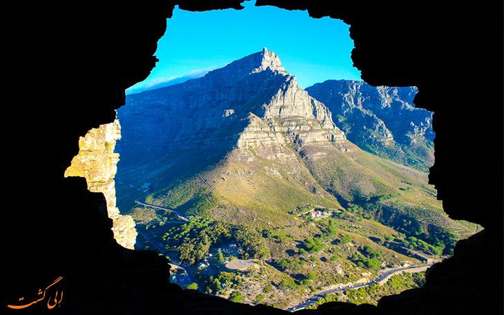 غار والی کیپ تاون