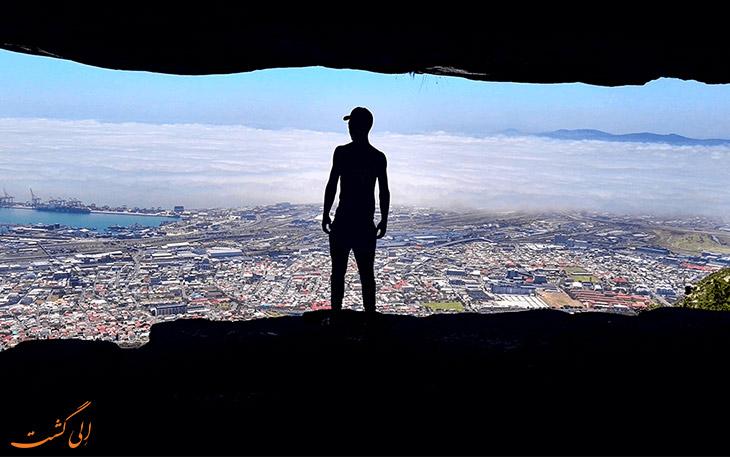 غار وودستاک کیپ تاون
