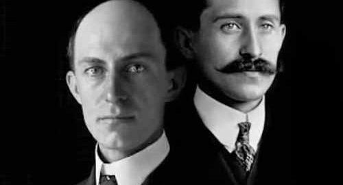 ویلبر و ارویل برادران رایت