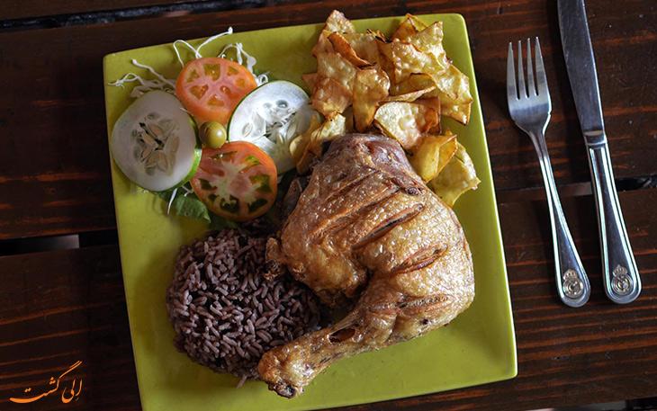 هزینه خورد و خوراک در هاوانا