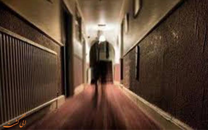 تسخیرشده ترین اتاق هتل