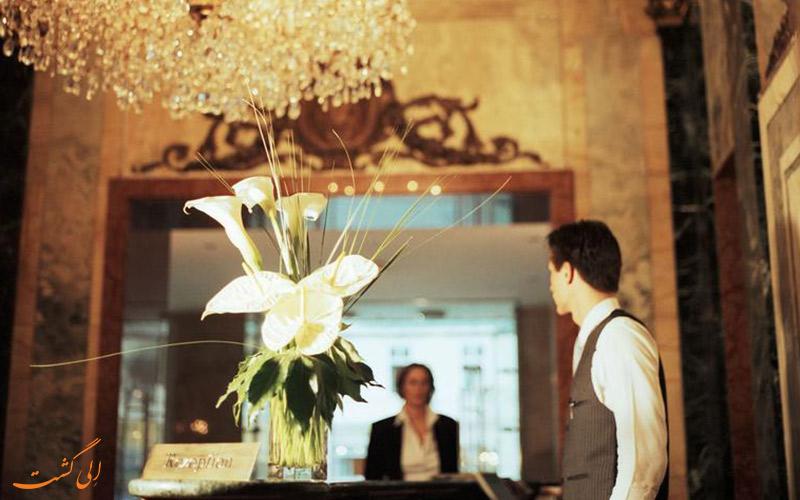 خدمات رفاهی هتل امبسدور وین