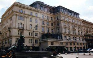 هتل امبسدور وین