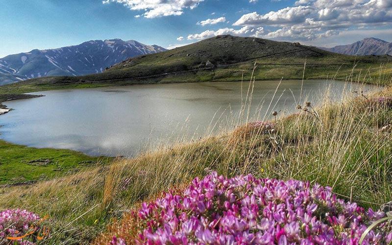 دریاچه های ارومیه